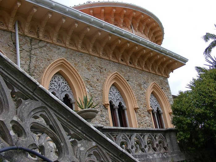 Парк и дворец Монсеррат - Palacio de Monserrate 47991