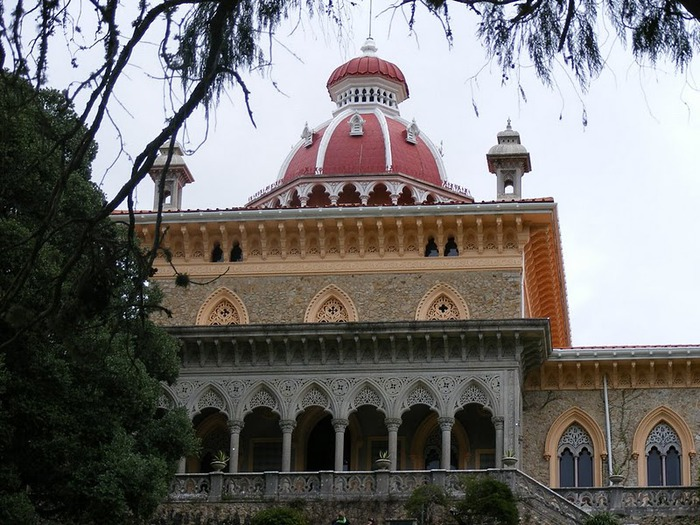 Парк и дворец Монсеррат - Palacio de Monserrate 25590