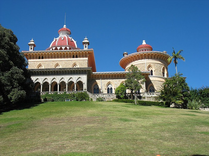 Парк и дворец Монсеррат - Palacio de Monserrate 63689
