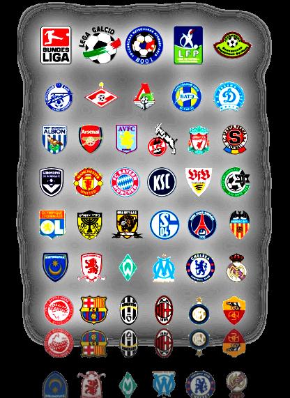 гербы футбольных клубов ссср