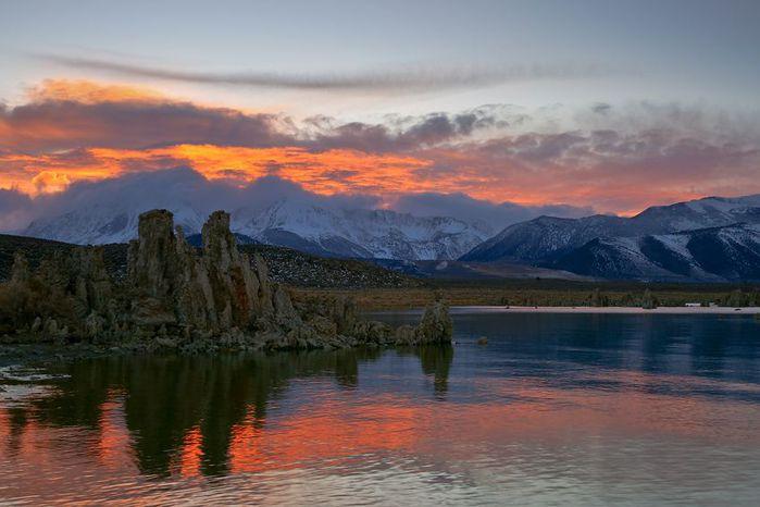 Озеро Моно - Mono Lake, 23628