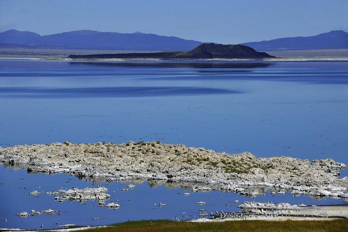 Озеро Моно - Mono Lake, 98053