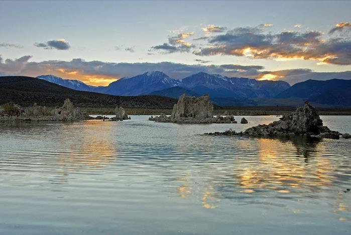 Озеро Моно - Mono Lake, 27847