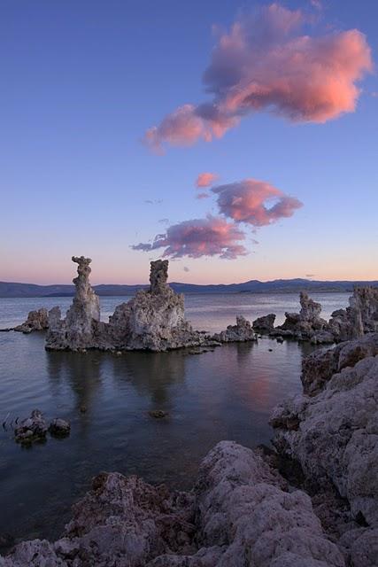 Озеро Моно - Mono Lake, 20540