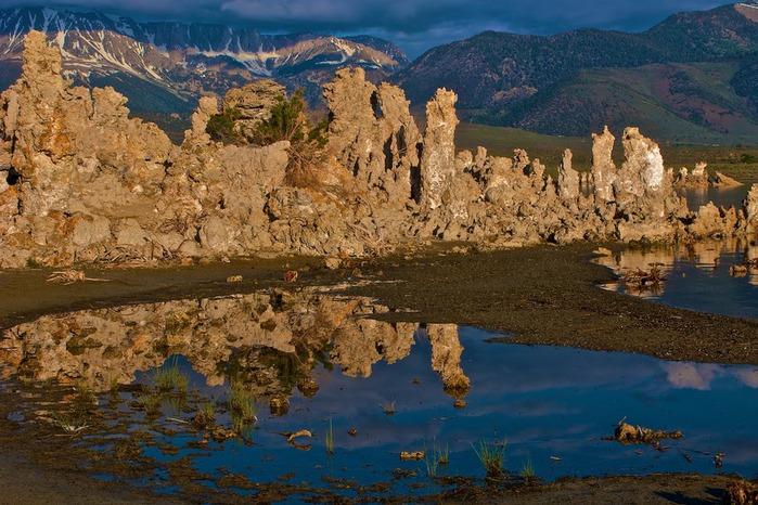 Озеро Моно - Mono Lake, 10758