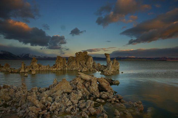 Озеро Моно - Mono Lake, 90942