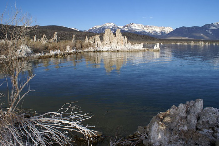 Озеро Моно - Mono Lake, 53962