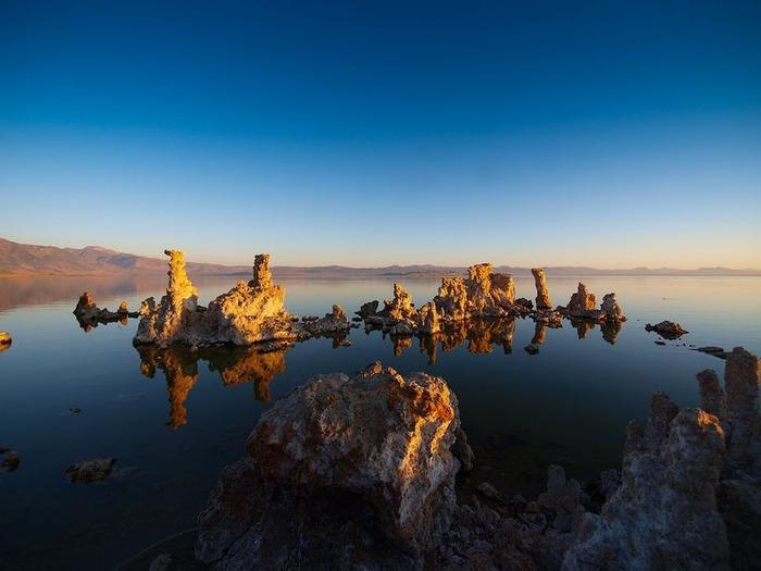 Озеро Моно - Mono Lake, 49052