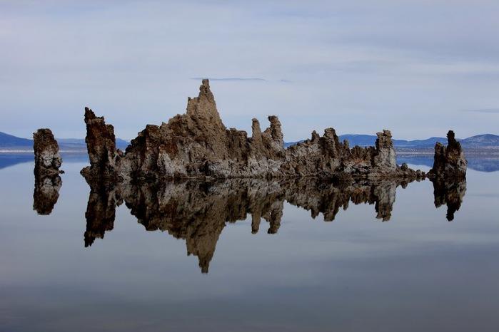 Озеро Моно - Mono Lake, 99019