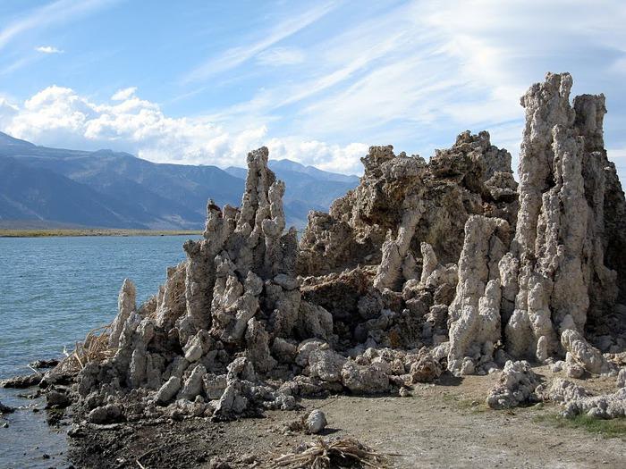 Озеро Моно - Mono Lake, 14659