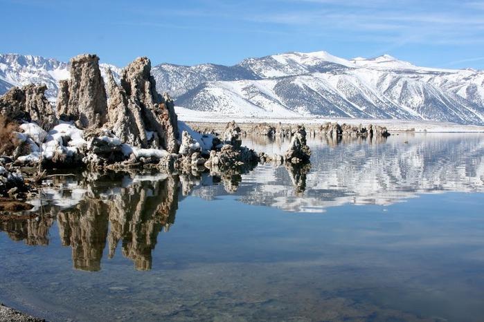 Озеро Моно - Mono Lake, 70808