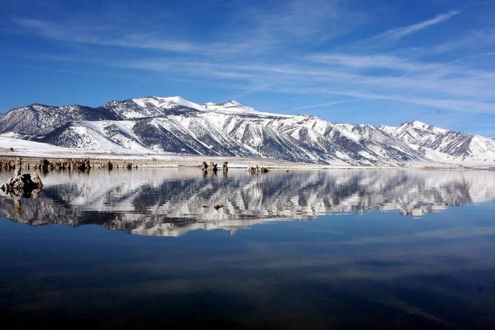 Озеро Моно - Mono Lake, 97725