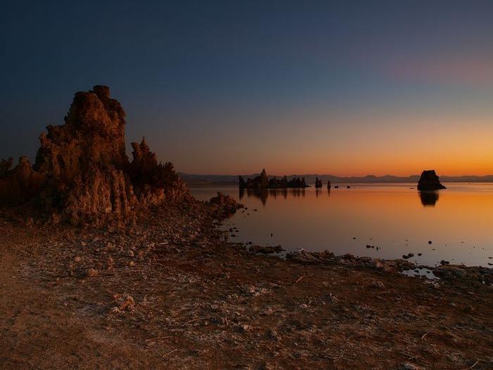 Озеро Моно - Mono Lake, 98896