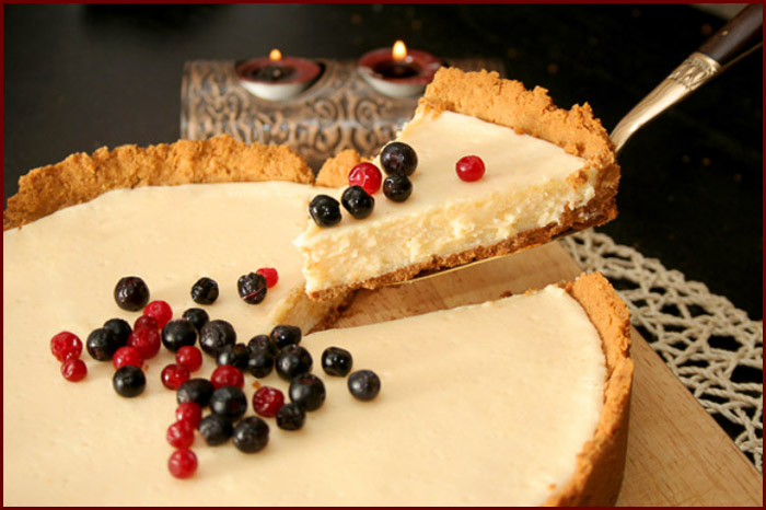 пирог со сгущенкой