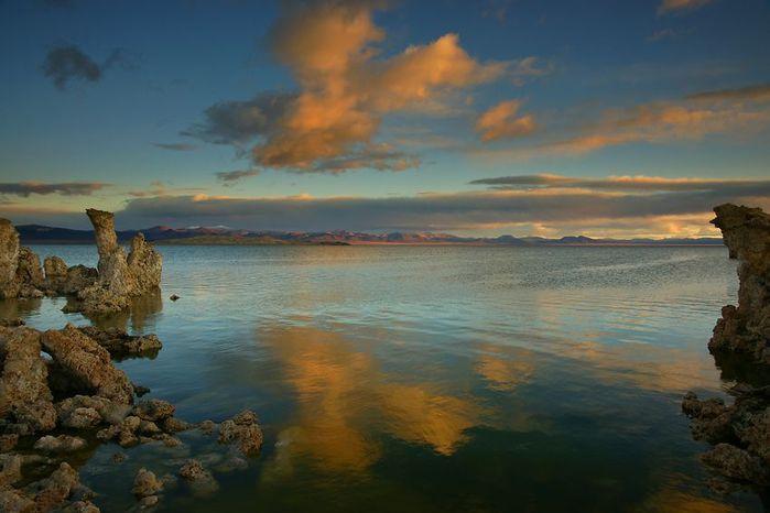 Озеро Моно - Mono Lake, 94637