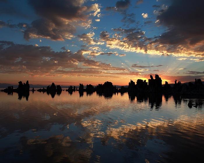 Озеро Моно - Mono Lake, 25226