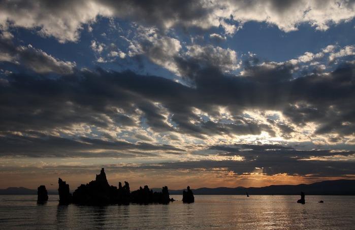 Озеро Моно - Mono Lake, 60773