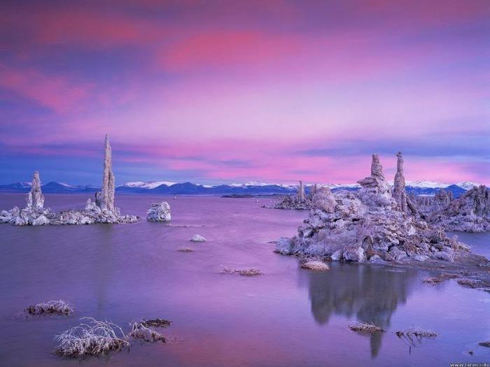 Озеро Моно - Mono Lake, 34327