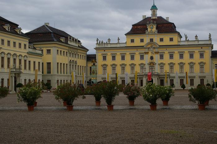 Людвигсбургский замок-резиденция. 33052