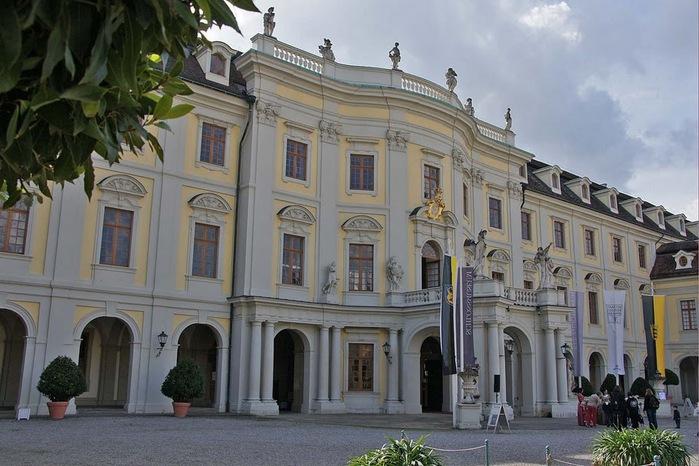 Людвигсбургский замок-резиденция. 14480