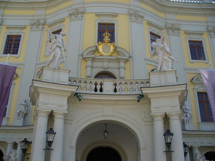 Людвигсбургский замок-резиденция. 90432