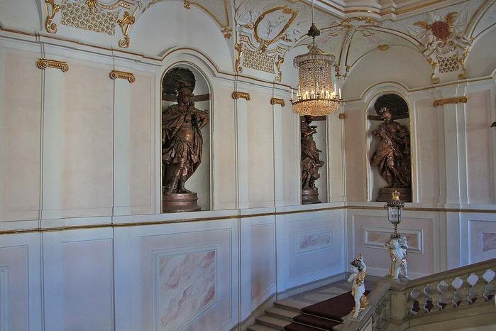 Людвигсбургский замок-резиденция. 11510