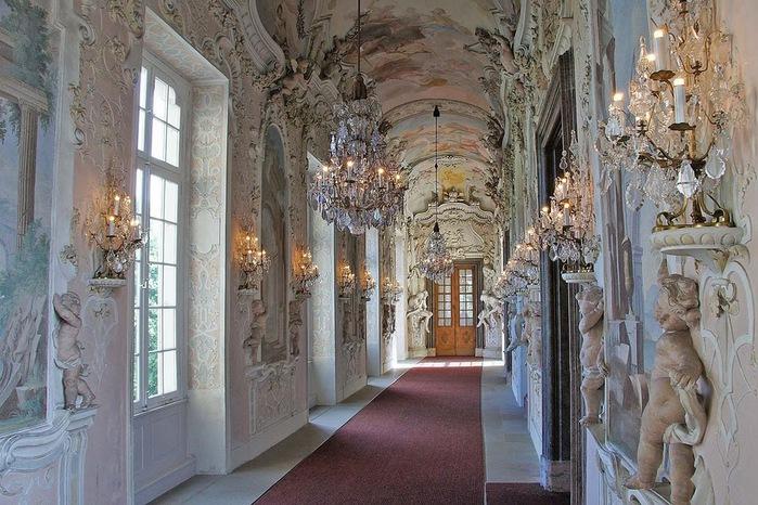 Людвигсбургский замок-резиденция. 92960