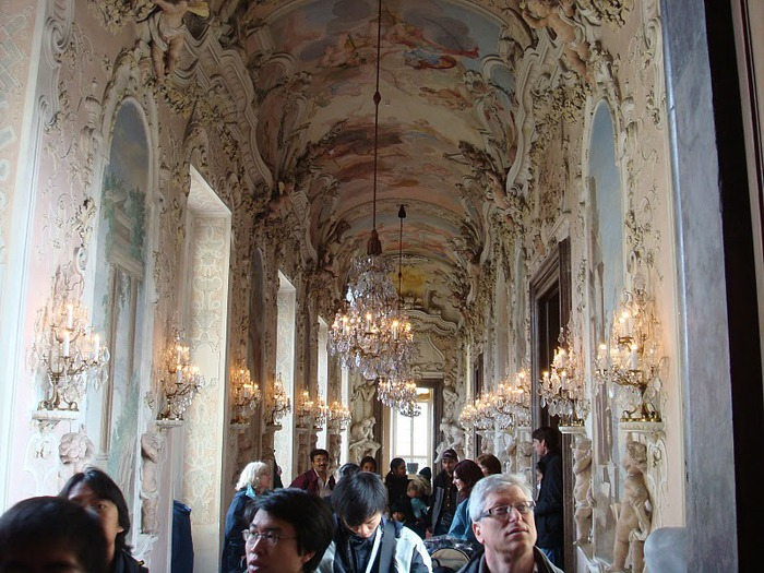 Людвигсбургский замок-резиденция. 25656