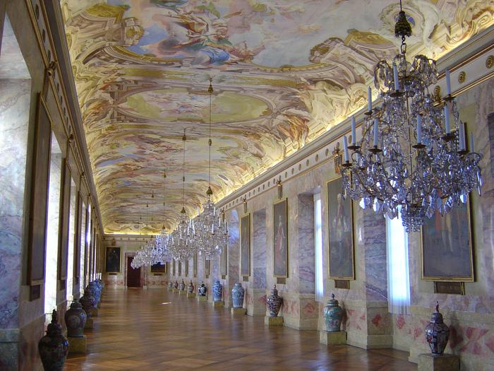 Людвигсбургский замок-резиденция. 25188