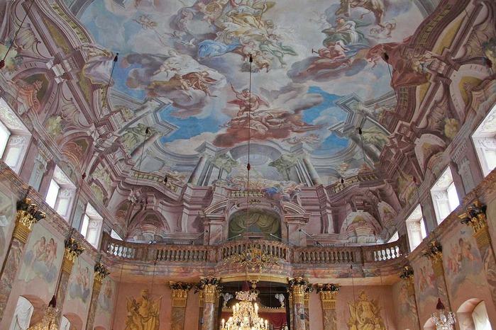 Людвигсбургский замок-резиденция. 93442