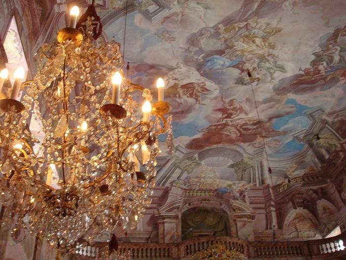 Людвигсбургский замок-резиденция. 32196