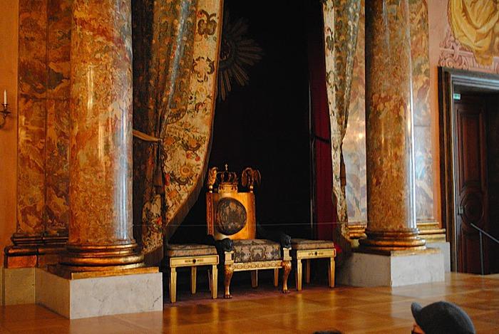 Людвигсбургский замок-резиденция. 74007