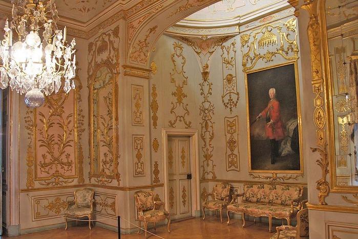 Людвигсбургский замок-резиденция. 18437