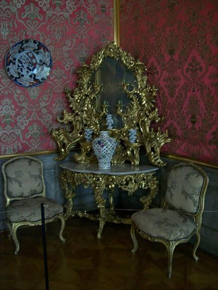 Людвигсбургский замок-резиденция. 84429