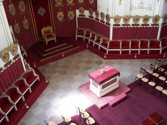 Людвигсбургский замок-резиденция. 72994