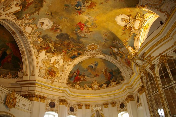 Людвигсбургский замок-резиденция. 28319