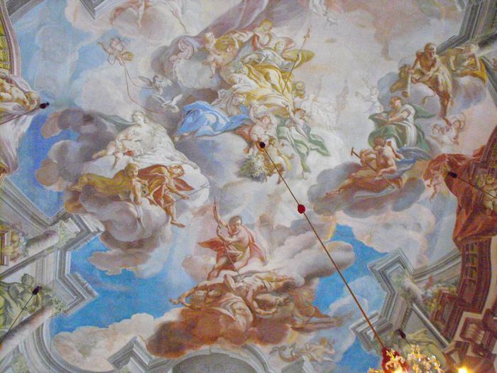 Людвигсбургский замок-резиденция. 66916