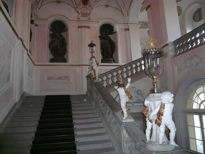 Людвигсбургский замок-резиденция. 85926