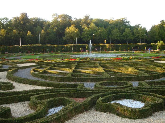 Людвигсбургский замок-резиденция. 32145
