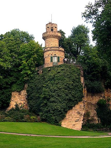 Людвигсбургский замок-резиденция. 70692