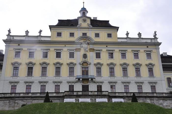 Людвигсбургский замок-резиденция. 58178