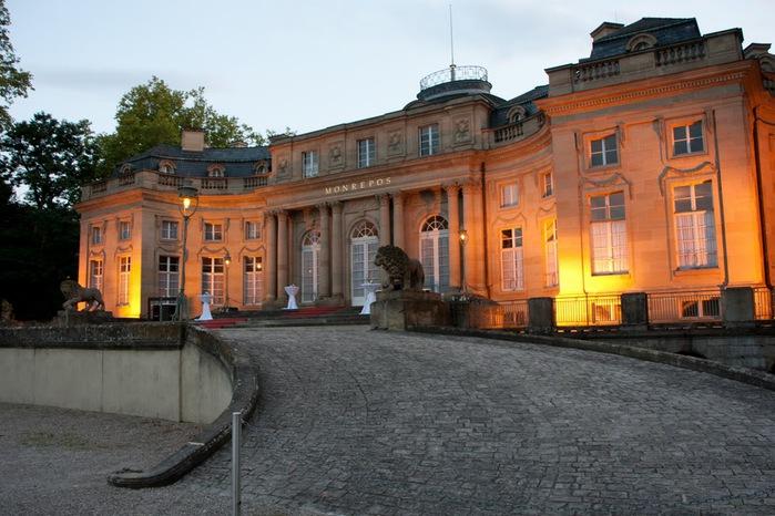 Людвигсбургский замок-резиденция. 94574