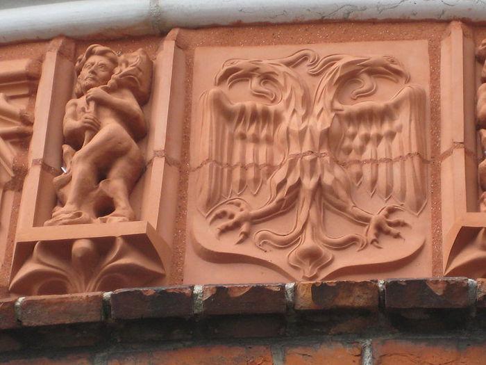 Голштинские ворота - Holstentor -Любек 75598