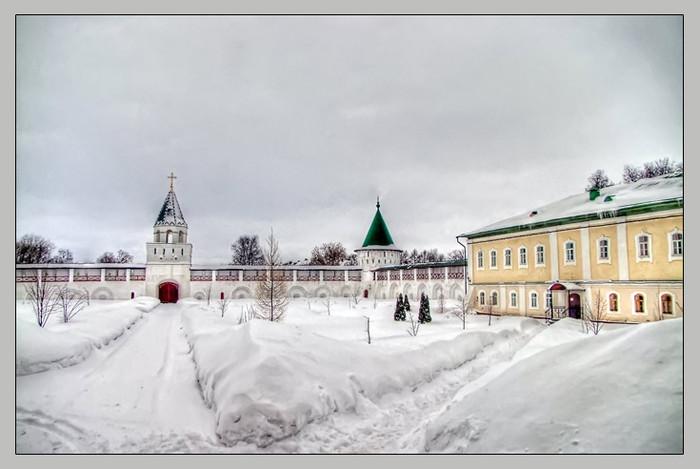 Фото Нового города Ипатьевского монастыря