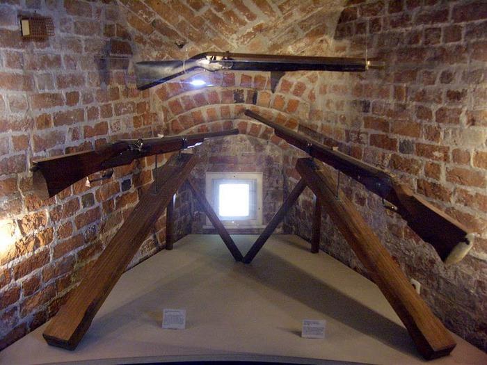 Голштинские ворота - Holstentor -Любек 58009