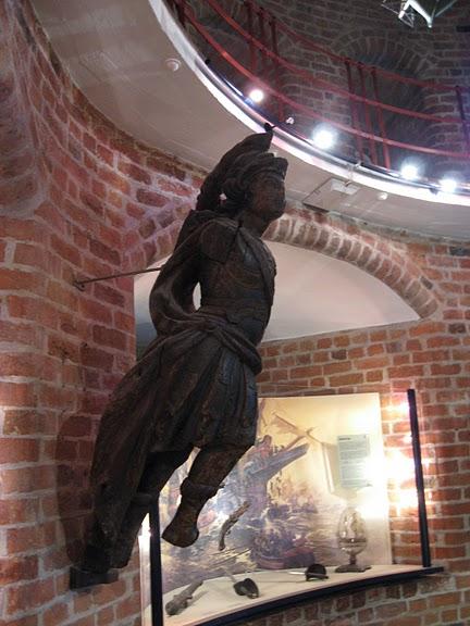 Голштинские ворота - Holstentor -Любек 10768