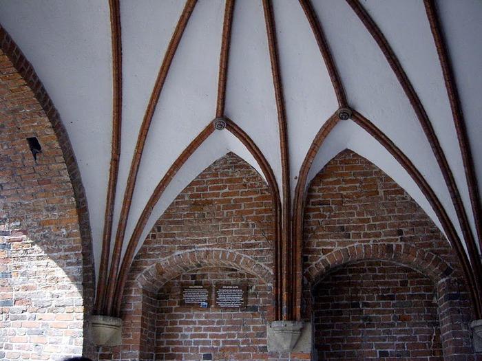 Голштинские ворота - Holstentor -Любек 11658