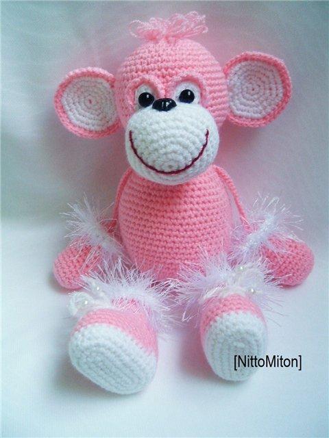 Я влюбилась в эту обезьянку!