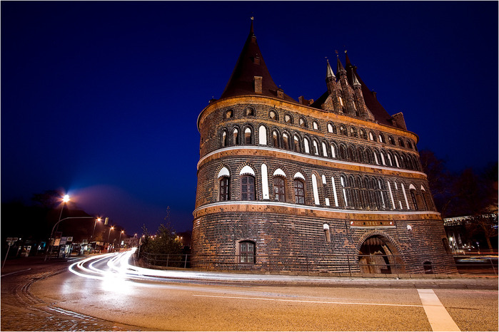 Голштинские ворота - Holstentor -Любек 85504