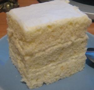 бисквитноый торт в микроволновке